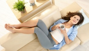 Air-conditioning-Melbourne-Girl-laid-back-300x173