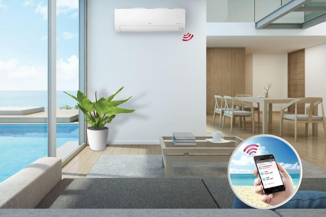The evolution of air conditioners
